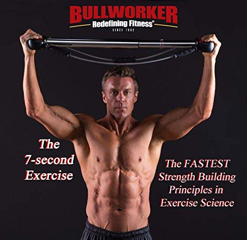 "Gym Equipment Khobar: Bullworker 36"" Bow Classic -Full Body Workout- Portable"