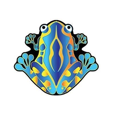 """XKites MicroKite Frog 4.5"""" Kite: Toys & Games"""