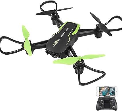 LJJOZ Mini Drone WiFi Conexión Imagen Transmisión En Tiempo ...