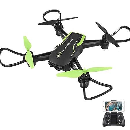 LJJOZ Mini Drone WiFi Conexión Imagen Transmisión En Tiempo Real ...