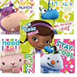 75 Doc McStuffins Stickers