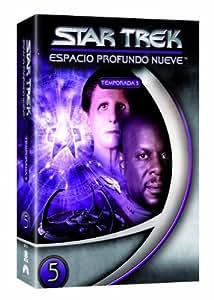 Star trek: Deep space nine (5ª temporada) [DVD]