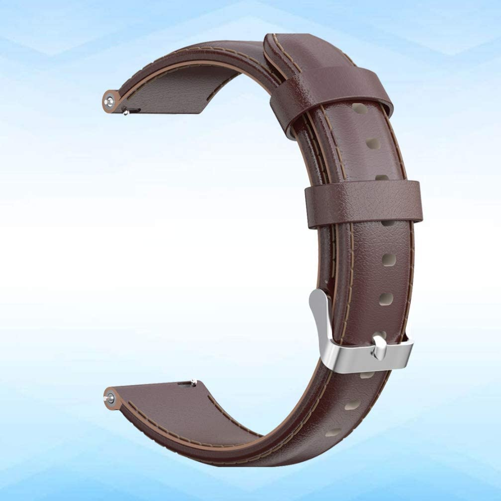 Amazon.com: Hemobllo Leather Watch Band Replacement ...