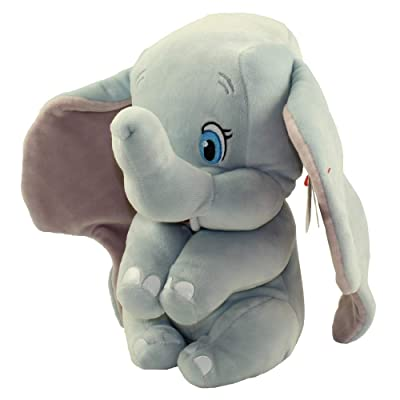 "Ty Beanie Baby - Dumbo The Elephant - Medium - 9"": Toys & Games"