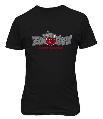19f3424e Fort Wayne TinCaps Baseball T Shirt at Amazon Men's Clothing store: