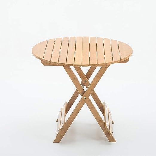 Mesa Plegable y sillas, Mesa de Comedor, Mesa portátil de recreo ...