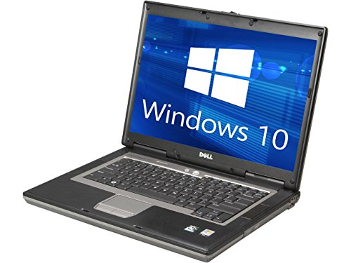 - Dell Latitude D820 Laptop Notebook Core 2 Duo 2.0GHz - 2GB DDR2 - 60GB - DVD+CDRW - Windows 10 Home 32bit - (Renewed)