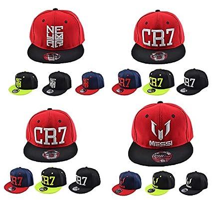 13aad49fd Buy Generic 6 : New Summer Fashion Children Ronaldo CR7 Baseball Cap ...