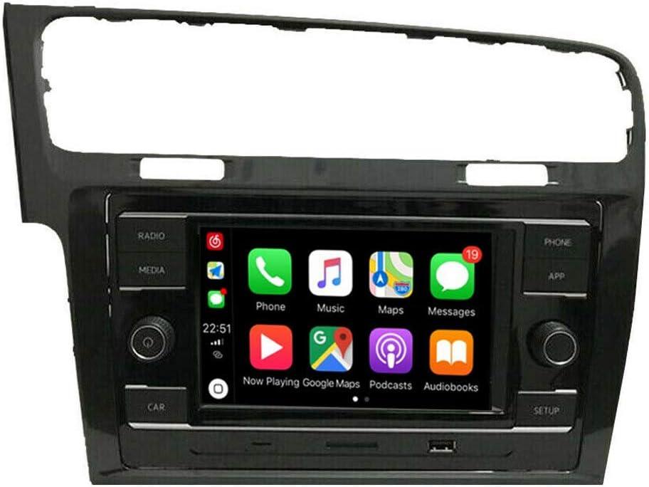 Scumaxcon 6 5 Rcd330 Carplay Autoradio Schwarz Rahmen Elektronik