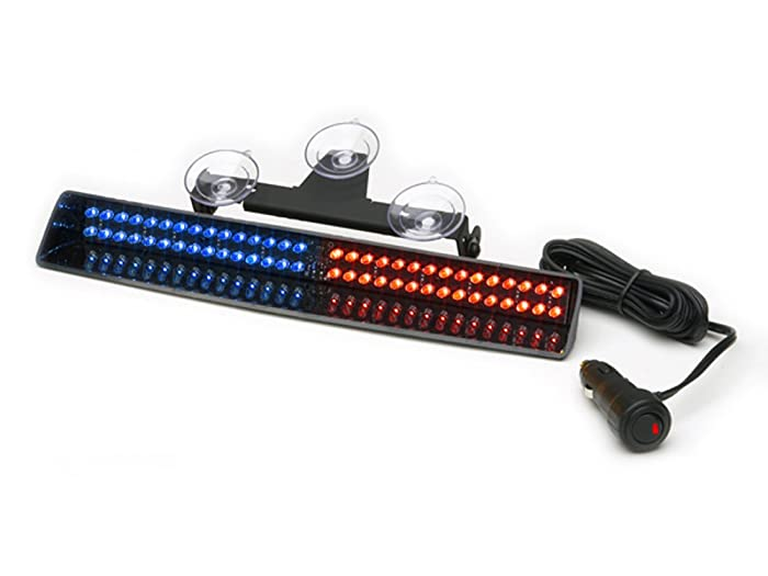 Whelen Engineering Slim-Miser LED Series Light - Red/Blue