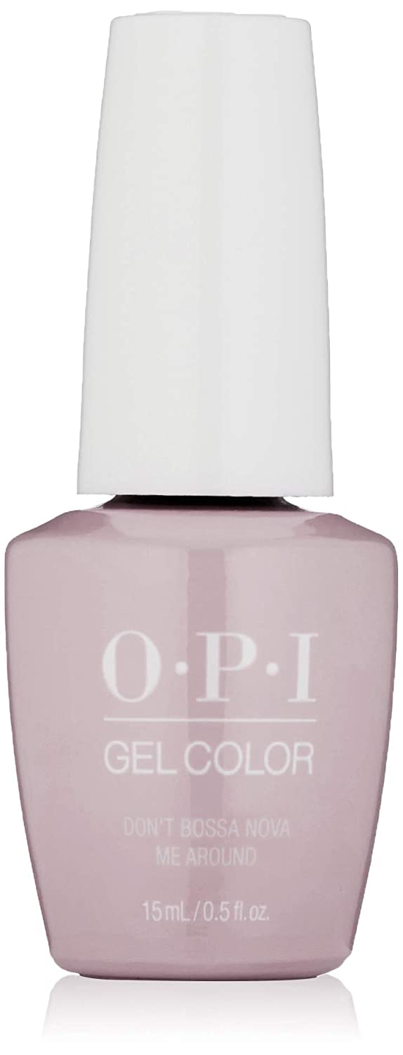 OPI GelColor, Nude/Neutral Gel Nail Polish