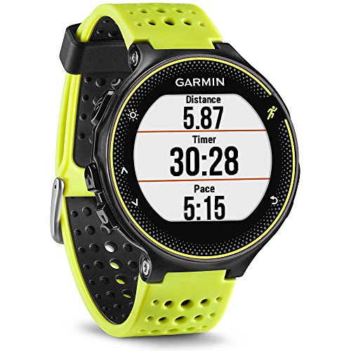 Garmin Forerunner 230 GPS Running Watch, Force Yellow (010 03717 50) with Heart Rate Monitor