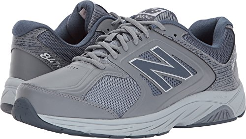 New Balance Men's 847V3 Walking Shoe, Grey, 11 2E US