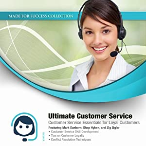 Ultimate Customer Service Audiobook