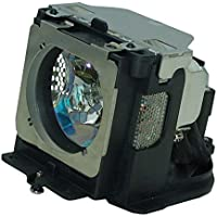 AuraBeam Professional Eiki 610-333-9740 Projector Replacement Lamp with Housing (Powered by Ushio)