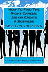 How To Find The Right Career, Job or Create A Business Based On Your DNA.
