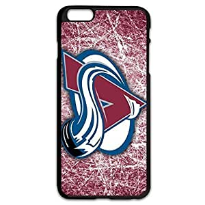 Colorado Avalanche Slim Case Case Cover For IPhone 6plus 5.5 - Funny Quotes CaseKimberly Kurzendoerfer