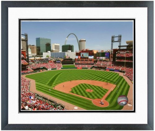 Busch Stadium St. Louis Cardinals MLB Photo (Size: 12.5