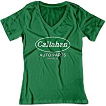 BSW Women's Callahan Auto Parts Tommy Boy V-Neck Shirt