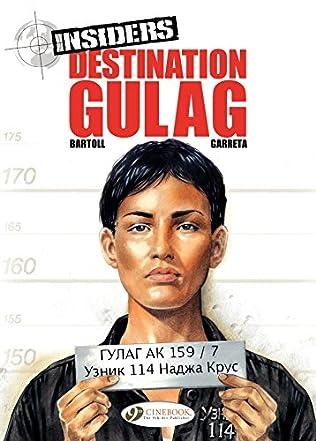 book cover of Destination Gulag
