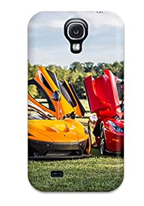 7849084K16751086 Galaxy S4 Case Slim [ultra Fit] Car Protective Case Cover