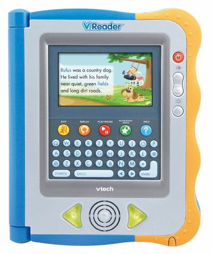 VTech - V.Reader Animated E-Book System from VTech
