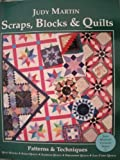 Scraps, Blocks and Quilts, Judy Martin, 0929589017