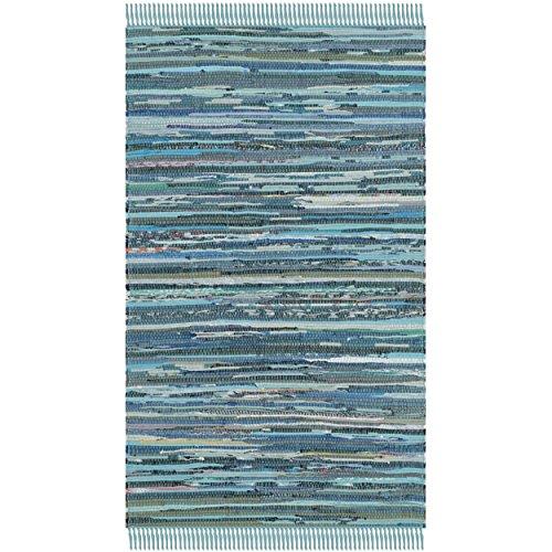 Amazon.com: Safavieh Rag Rug Collection RAR121B Hand Woven