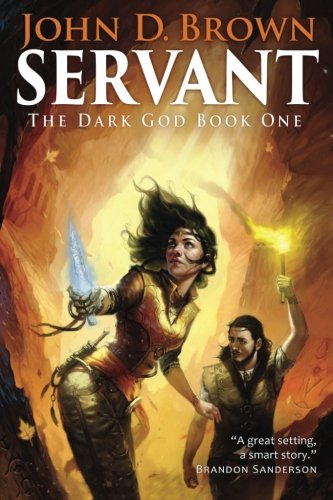 Servant: The Dark God Book 1 (Volume 1)