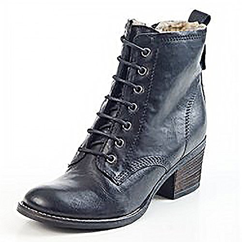 Schwarz Damen The Centro Stiefel Stiefelette 960501 1 qBXxx86