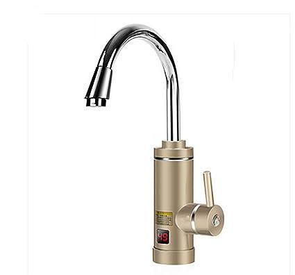 SLT Calentando el grifo Calentador de agua eléctrico Agua del grifo eléctrico con la pared eléctrica