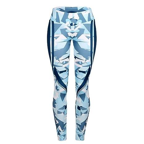 Zleimjab Acogedor Pantalones de Yoga, Camuflaje for Mujer ...