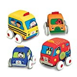 Melissa & Doug K's Kids Pull-Back Vehicle Set thumbnail