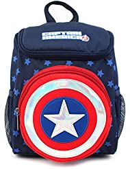 Captain America Backpack Safety Harness to Prevent Children from Going Missing