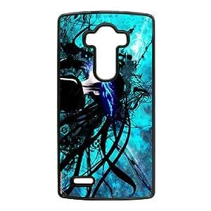 LG G4 Phone Case Black Black Rock Shooter VKL3086792