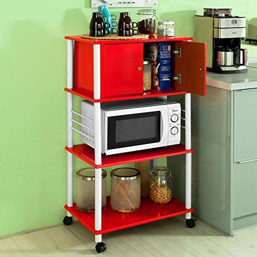 Porta forno microonde tovaglioli di carta - Mobiletto per forno microonde ...