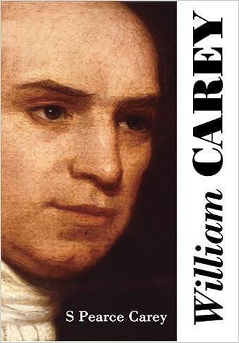 william carey biography pdf