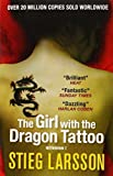 The Girl with the Dragon Tattoo (Millennium Trilogy Book 1) by Larsson, Stieg (2008) Paperback