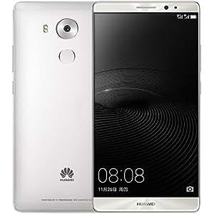 "Huawei Mate 8 6.0"" 16MP 3GB RAM Dual Sim 4000 mAh 32GB Smartphone (Silver)"