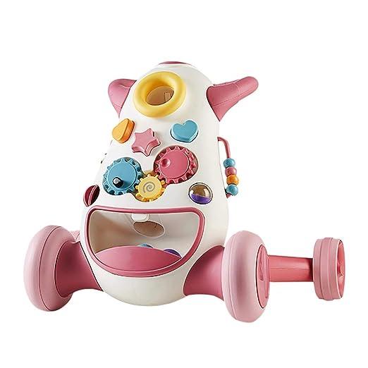 Andador Bebe HUYP Baby Walker con Trolley De Música Juguetes para ...
