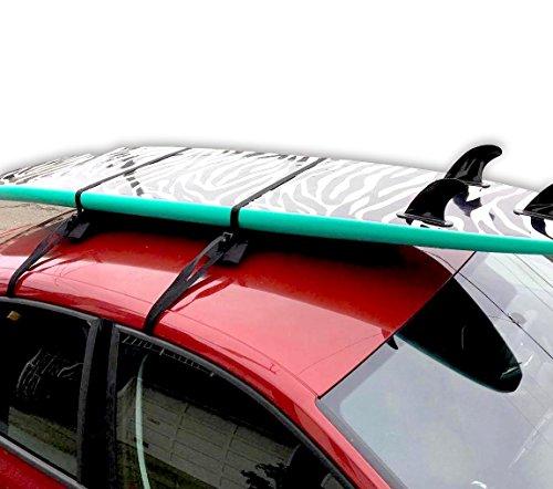 Block Surf Single Wrap Surfboard (Surf Car)
