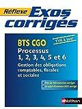 Exos corrigés - Processus 1, 2, 3, 4, 5 et 6 - BTS CGO