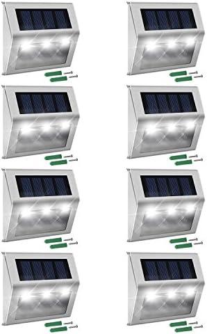 Battery Capacity JACKYLED Weatherproof Lighting product image