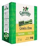 Cheap 27 OZ, Greenies Grain Free Dental Chews Teenier Size for Dogs