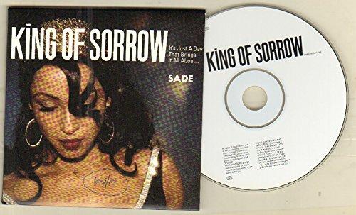 SADE - KING OF SORROW - 1 trk promo cd - CD (not ()