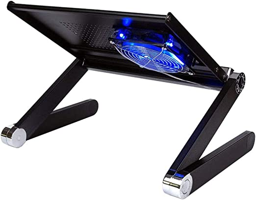 XUQIANG Mesa de Estudio portátil Plegable Soporte Ajustable for ...
