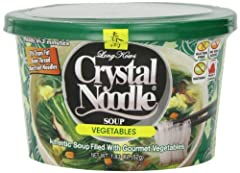 Instant foods have become part of everyone's life. As more brands and more choices appear, the uninteresting ingredients and mediocre tastes are the same for all of them, except one: Crystal Noodle. We are unique in our use of only the highes...