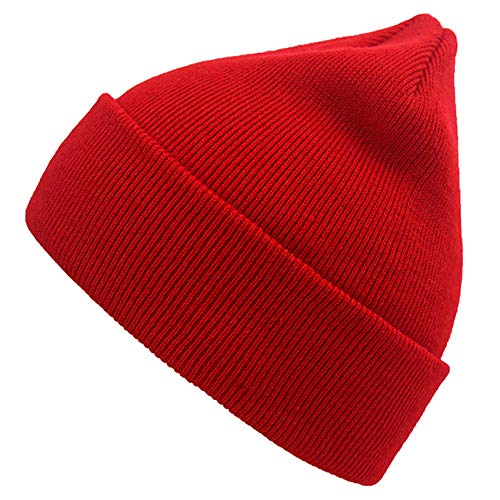 85c49dacb8887 nine bull Beanie Knit Hat Warm Daily Slouchy Skull Beanies Cap Women   Men    Kids