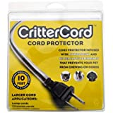 Cord Protector - CritterCord - A New Way to Protect Your Pet from Chewing Hazardous Cords