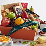 Best Dried Fruits Ever - Same Day Dried Fruit Basket Delivery - Dried Fruit Gifts - Best Dried Fruit Tray- Mixed Dried Fruit - Dried Fruit and Nut Gift Baskets